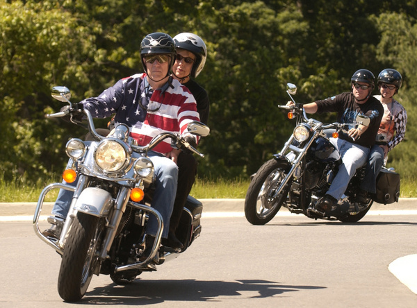 The annual motorcycle rally pays tribute to the nation's fallen and missing ...